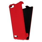 Чехол-флип HamelePhone для Huawei G6 красный фото