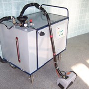 Универсальная установка дезактивации, Средства радиационной защиты фото