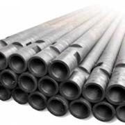 Трубы бурильные стальные универсальные. фото