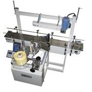 Автомат этикетировочный для нанесения самоклеящихся этикеток на вертикальные поверхности плоской и овальной тары СК-010-П фото