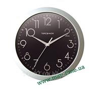 Настенные часы черный циферблат 11170182 фото
