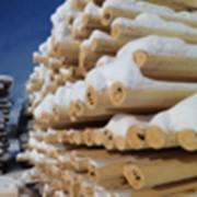 Пропитка столбов деревянных фото