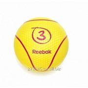 Медбол Reebok RAB-40123YL 3Kg фото