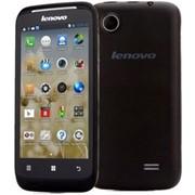 Lenovo IdeaPhone A308T Black фото
