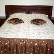 Текстильное оформление отелей, гостиниц фото