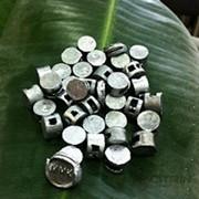 Пломбы свинцовые, диаметр 10 мм фото