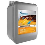 Gazpromneft Diesel Premium 15W-40 API CI-4-20л. фото