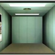 Грузовой подъемник для складов, ресторанов фото