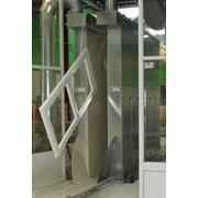 Автомат для покраски окон Flow coater фото