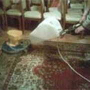 Чистка (химчистка) ковров, ковролина, ковровых покрытий фото