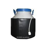 Декристаллизатор, роспуск мёда в пластиковой ёмкости 40л фото