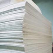 Автоматическая упаковка бумаги для офиса фото