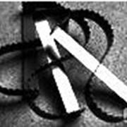 Скоба II образная для шпал фото