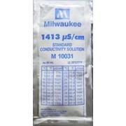 Калибровочный раствор 1413 µS/cm мкСм для кондуктометров EC метр Milwaukee 20мл фото