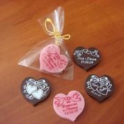 Производство шоколада к свадьбе фото