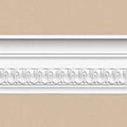 Потолочный плинтус с орнаментом DECOMASTER DT 36 гибкий (83*42*2400) Декомастер фото