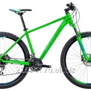 Велосипед Cube Aim Disc Sl 27.5 (2015) зеленый фото