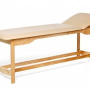 Кушетка деревянная для физиотерапии фото