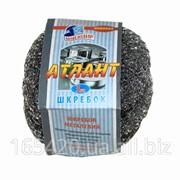 Шкребок металевий Атлант 3 шт ТМ Мойдодир фото