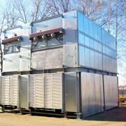 Аппарат воздушного охлаждения блочно-модульного типа фото