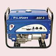 Бензиновые электростанции LIFAN Китай, 6GF-4 фото