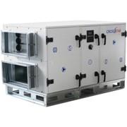 Приточно-вытяжные установки с роторным рекуператором фото