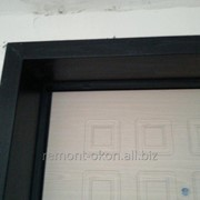 Установка дверных откосов фото