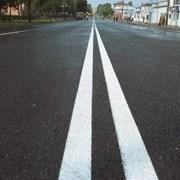 Эмаль АК-511 белая для дорожной разметки фото