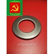 Шайба выскопорочная размером м30 коробка 5 кг ГОСТ 11371-78 фото