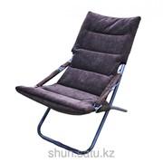 Шезлонг, 55 * 115 см, фиолетовый фото