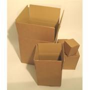Картонные коробки б\у высокого качества фото