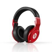 Pro Beats by Dr. Dre наушники полноразмерные проводные, Hi-Fi, Mic., оголовье, Чёрно-красный фото