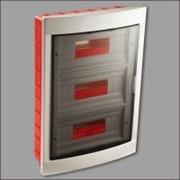 Шкаф монтажный Viko 36 автоматический скрытый фото