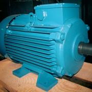 Электродвигатели трёхфазные фото