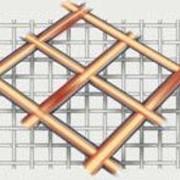 Тканая сетка с квадратными ячейками 2/0,6 фото