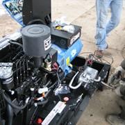 Запчасти и ремонт генераторов фото