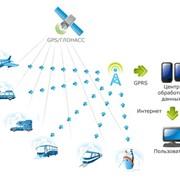 Мониторинг ГЛОНАСС / GPS фото