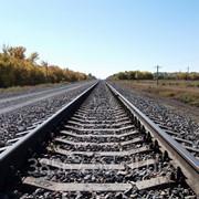 Ремонт железнодорожного пути фото