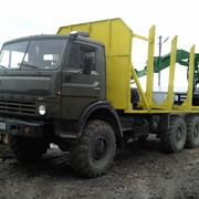 Камаз 4310 Loglift фото