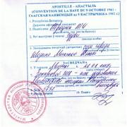 Апостиль и консульская легализация фото