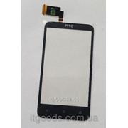 Тачскрин оригинальный / сенсор (сенсорное стекло) для HTC Desire VT T328t (черный цвет) 3299 фото