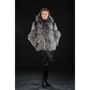 Куртка из чернобурки 521 фото
