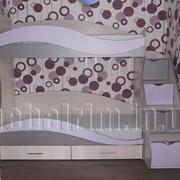 Кровати детские двухъярусные фото