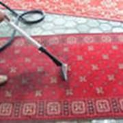 Чистка ковровых покрытий фото
