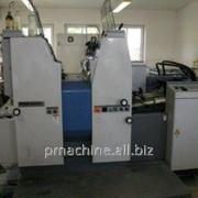RYOBI 522HXX 2003 г. 2-х красочная офсетная печатная машина фото