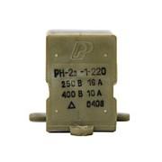 Реле электромагнитное неполяризованное типа РН-2 ЛГИШ.647155.001 ТУ фото