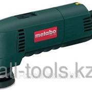 Эксцентриковая шлифмашина Metabo SXE 400, 80мм, 220вт Код: 600405000 фото