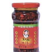 Соус бобовый с чили Старая няня LAO GAN MA фото