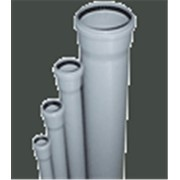 Трубы полипропиленовые канализационные VALSIR, внутренняя канализация фото