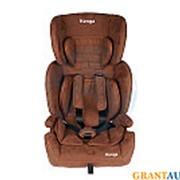 Кресло детское автомобильное BC702F коричневый фото